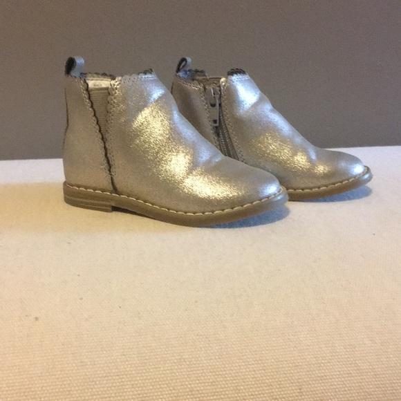 GAP Shoes | Toddler Girl Metallic
